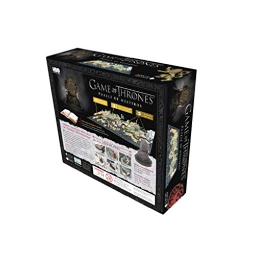 4D Cityscape Game of Thrones: Westeros Puzzle