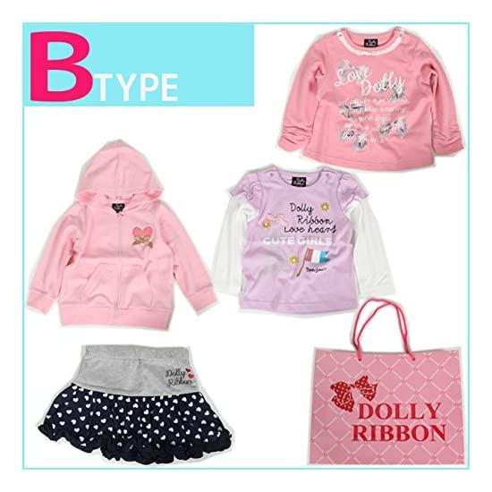 Dolly Ribbon 2015年女生新春福袋 4件装