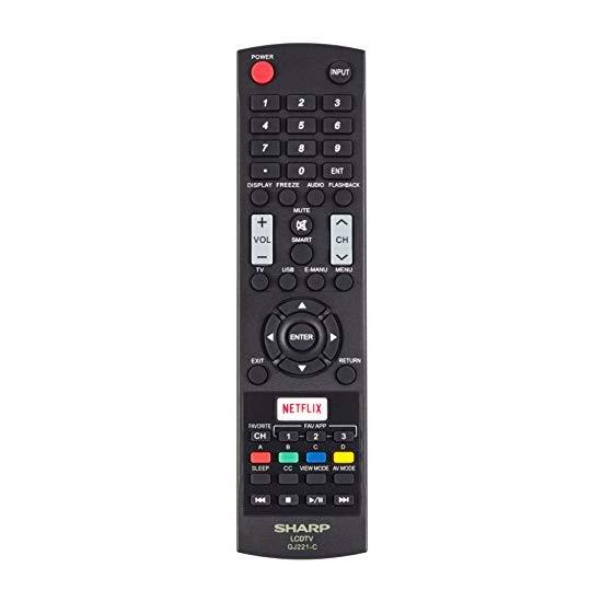 Sharp 夏普 LC-32LE653U 32寸 1080p 60Hz 智能LED电视