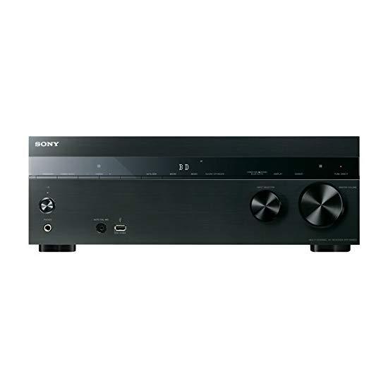 索尼 Sony STR-DN850 7.2声道4K AV功放(内置Wi-fi和蓝牙)
