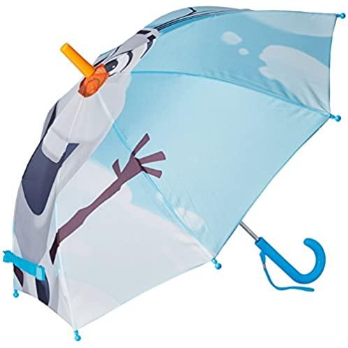 Berkshire  冰雪奇缘 Olaf 图案男童雨伞雨衣套装