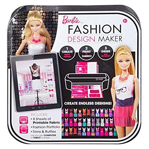 Barbie 芭比 时装设计娃娃套装