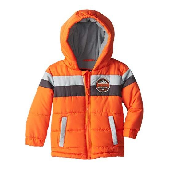 Tommy Hilfiger 汤米希尔费格 宝宝针织衫 Weatherproof 宝宝抓绒外套