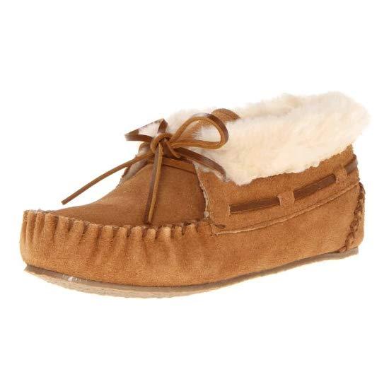Minnetonka 迷你唐卡 Charley Bootie 女士短款雪地靴