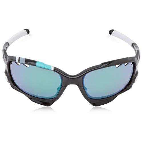 Oakley 欧克利 Racing Jacket系列 镀铱偏光镜 骑行护目镜