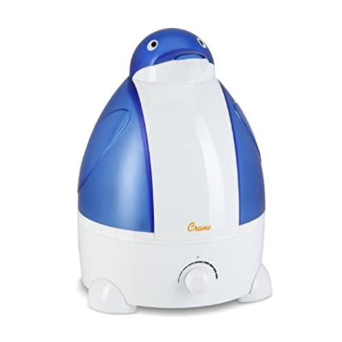 Crane Penguin 可爱企鹅造型室内空气加湿器