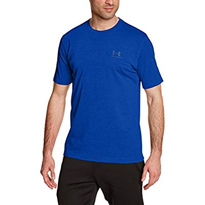 Under Armour Men's CC Left Chest Lockup Tee