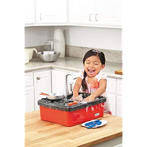 Little Tikes 小泰克 欢乐戏水小厨房玩具