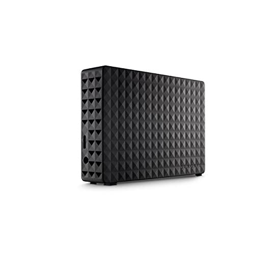 Seagate 希捷 新睿翼3.5英寸 USB3.0 桌面式硬盘