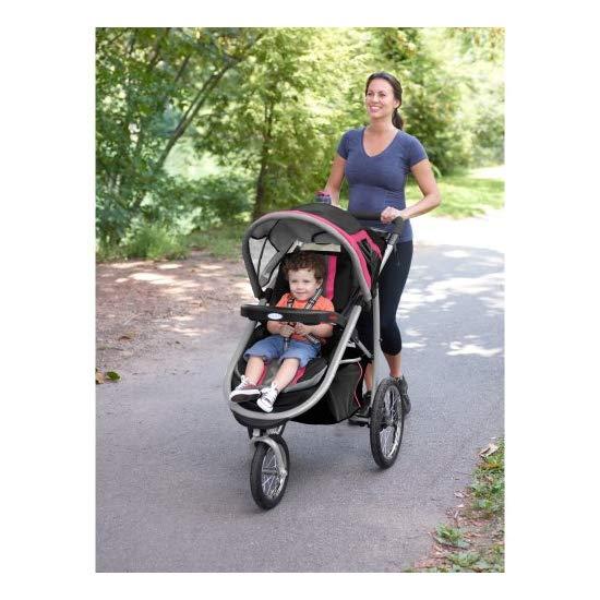 Graco 葛莱 FastAction Fold Jogger 折叠婴儿推车