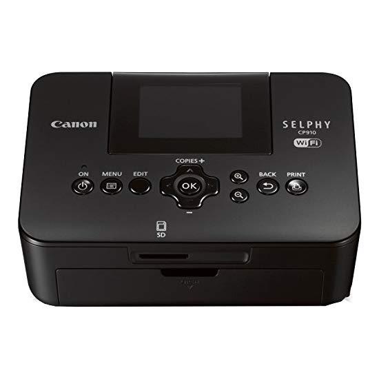 Canon 佳能 SELPHY CP910无线热升华照片打印机