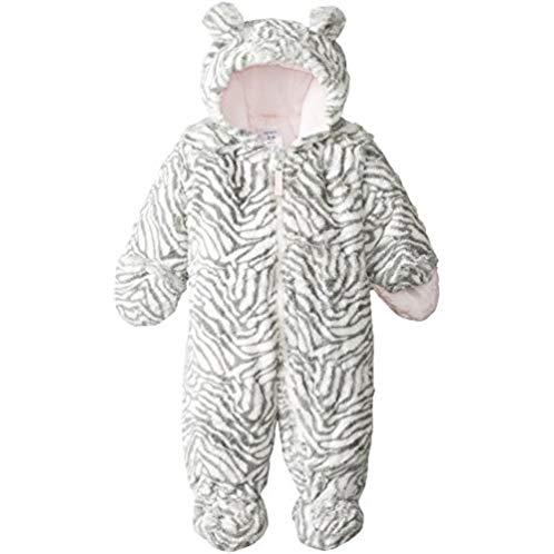 Carter's 卡特 Newborn TR Prambag 女婴加保暖绒绒衣