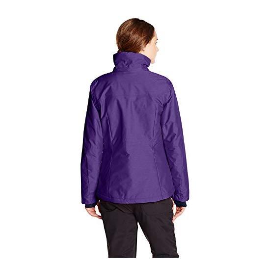 Columbia  哥伦比亚 女士防水热反射冲锋衣