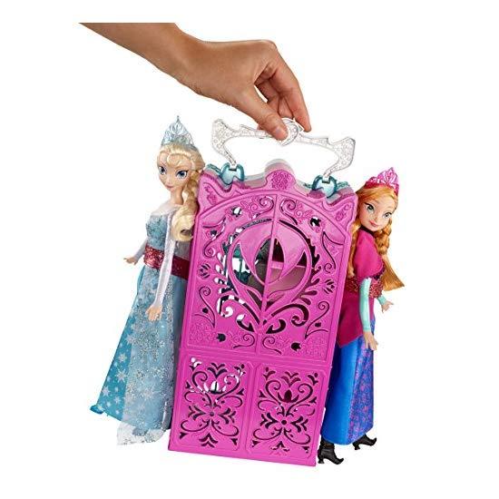 Mattel 美泰 Anna and Elsa 姐妹玩具礼品套装