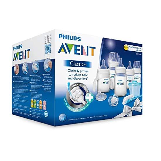 Philips 飞利浦 AVENT新安怡新生儿奶瓶套装