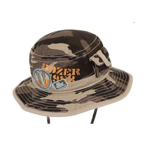 Kooringal(Kuringaru)DOZER 卡其色迷彩婴儿帽(48厘米)