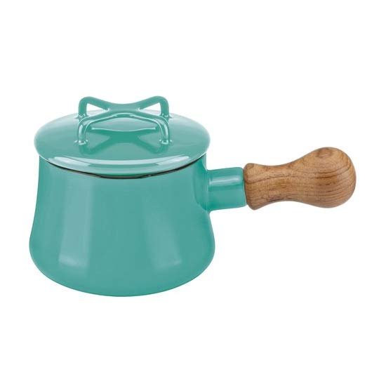 丹麦风格 Dansk Mini Saucepan with Lid - Teal