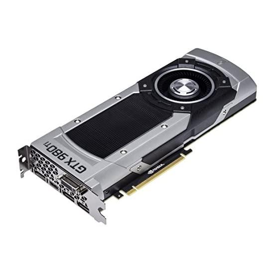 PNY GeForce GTX 980 Ti 6GB CG EDITION Graphics Card