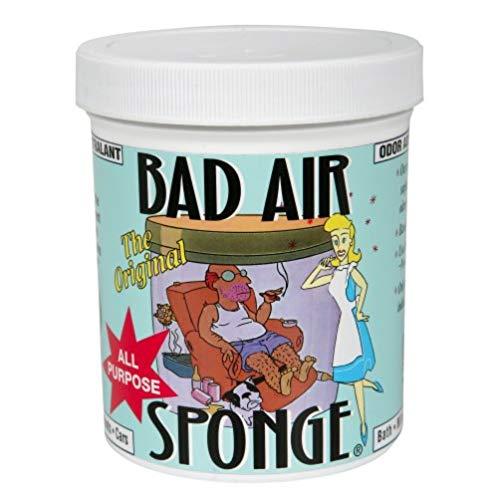 Amazon Bad Air Sponge 甲醛污染空气净化剂