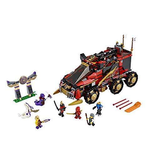 LEGO 乐高 Ninjago Ninja DB X Toy 幻影忍者系列