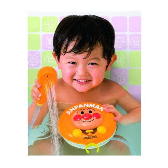 Anpanman 面包超人 婴幼儿淋浴花洒玩具