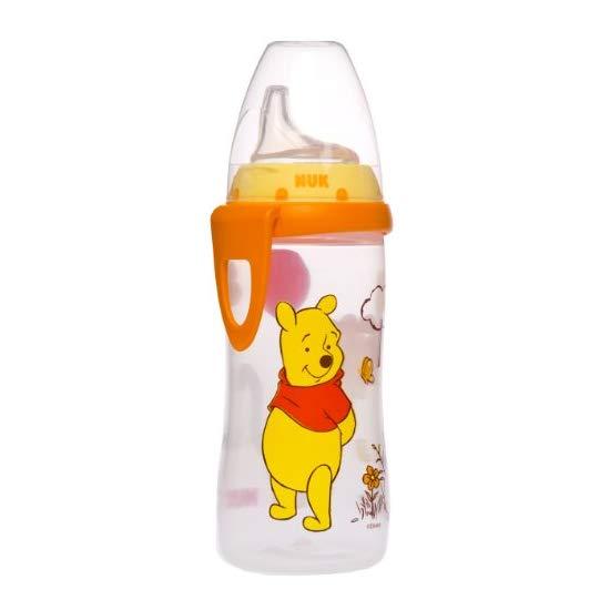 Disney Winnie the Pooh NUHActive Cup Silicone Spout, 10 ounce, 12+ Months