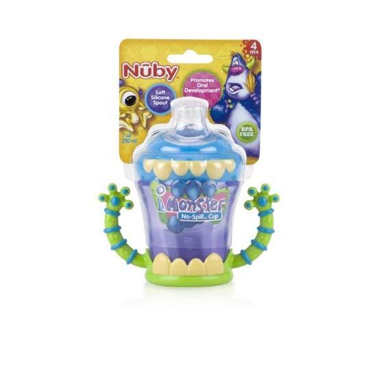 Nuby 努比 3D Monster 2 怪物 鸭嘴杯