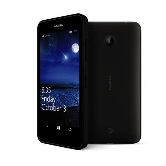 AT&T Nokia Lumia 635 - No Contract GoPhone