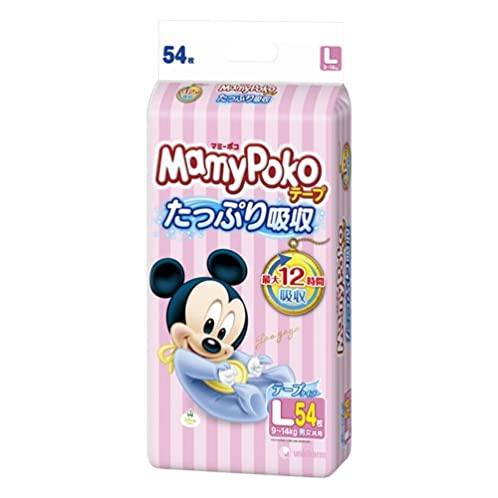 マミーポコ テープタイプ Lサイズ 54枚