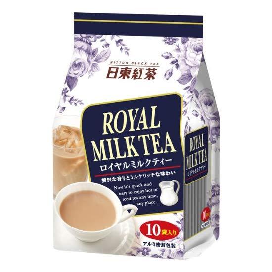 日東紅茶 ロイヤルミルクティー 10袋×6個