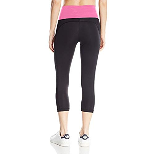 adidas Performance Women's Performer Static Print High Rise Three Quarter Tights