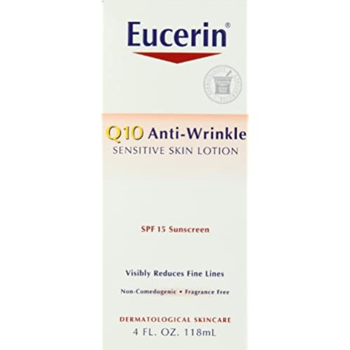 Eucerin 优色林 抗皱防晒乳液SPF 15