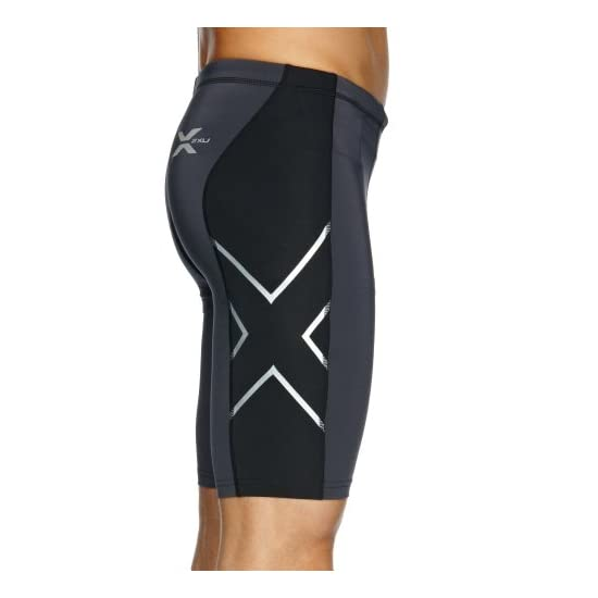 2XU Men's Elite Compression 高端款 男士压缩短裤