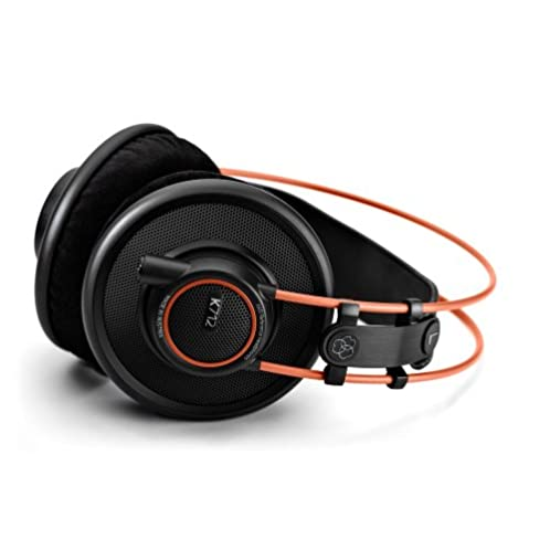 AKG 爱科技 K712 PRO 旗舰级监听耳机