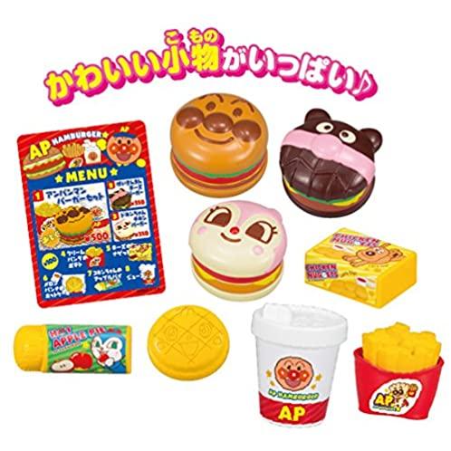 面包超人 汉堡店仿真音乐扮家家玩具组合