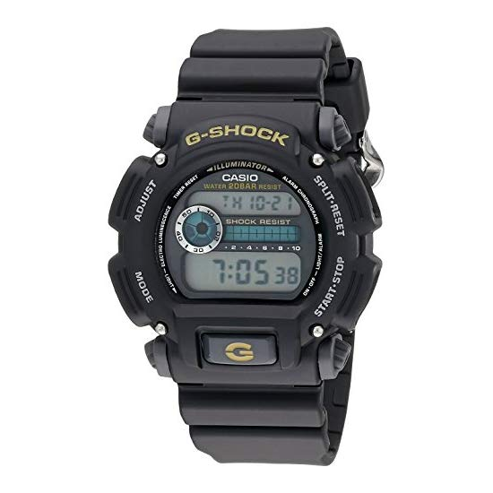 CASIO 卡西欧 DW9052-1BCG 三防户外手表