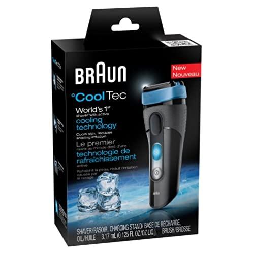 Braun 博朗 Cool Tec CT2S 肌肤冷却 电动剃须刀