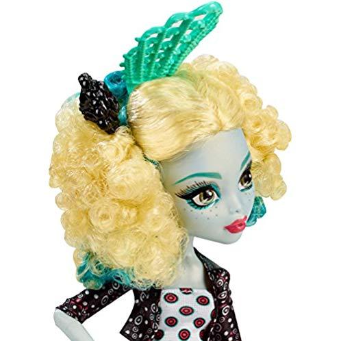 Monster High Monster Exchange Program Lagoona Blue Doll