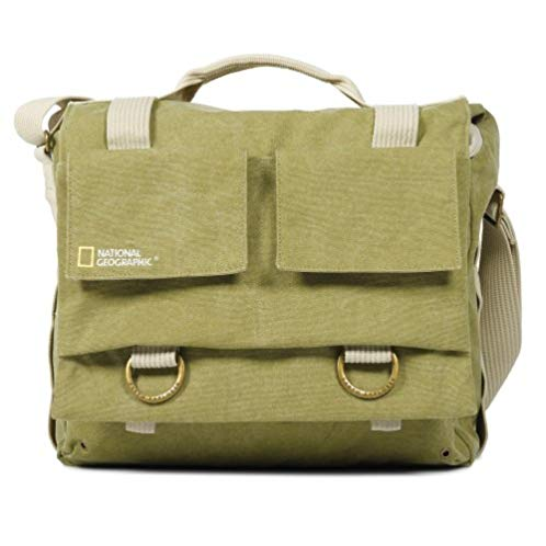 National Geographic NG 2476 Earth Explorer Medium Messenger