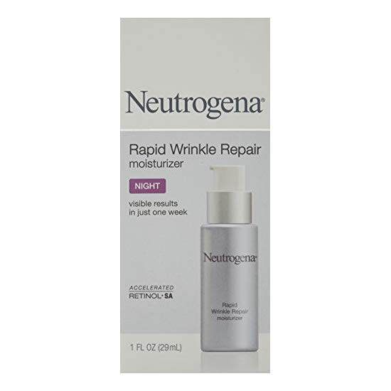 Neutrogena 露得清 Rapid Wrinkle Repair Night 急速抗皱修护晚霜