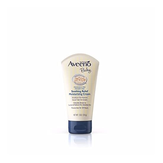 Aveeno Baby Soothing Relief Moisture Cream, 5 Ounce