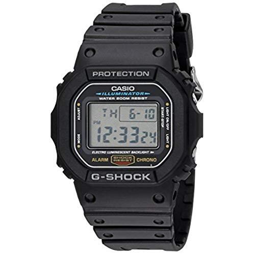 CASIO 卡西欧 G-SHOCK DW5600E 男款经典腕表