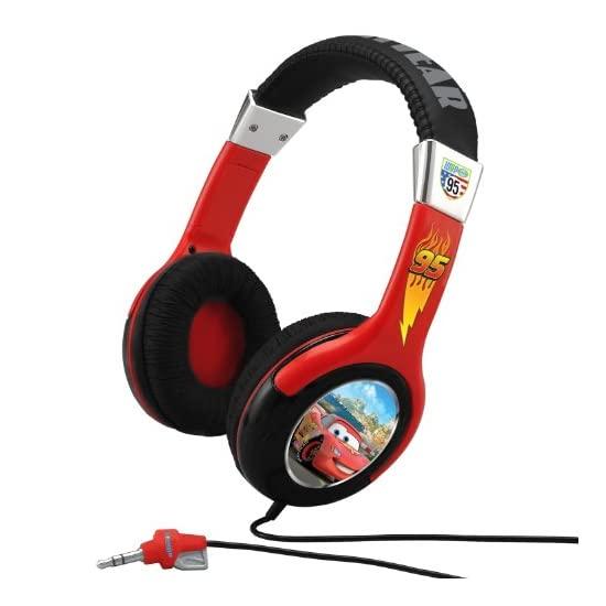 Cars 2 Street Beat Headphones