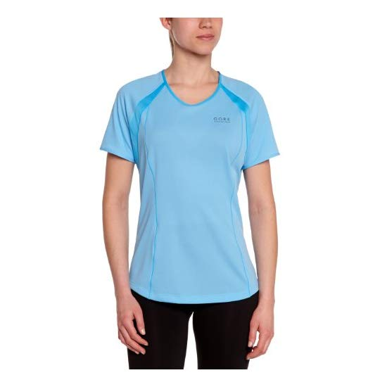 GORE 戈尔 女士透气跑步短袖T恤
