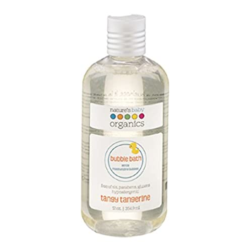 Nature's Baby Organics Bubble Bath 婴儿泡泡沐浴液
