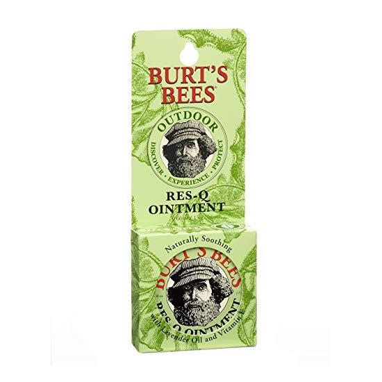 Burt's Bees 小蜜蜂 Res-Q  紫草软膏