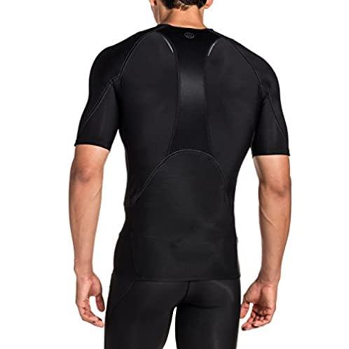 Skins 思金斯 A400系列 男式短袖梯度压缩衣