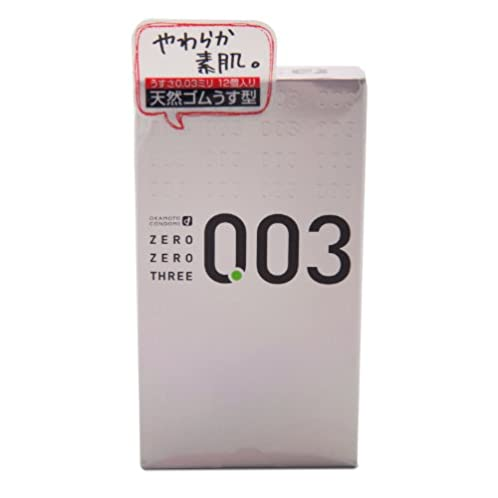Okamoto 冈本 003 安全套