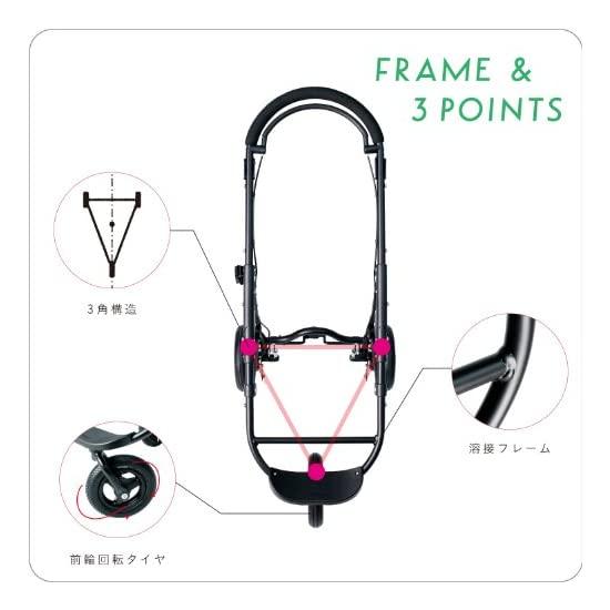 AirBuggy COCO Brake Model三轮折叠婴儿推车伞车