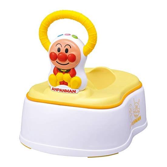育儿必备! 面包超人 5种模式 有声 儿童坐便器